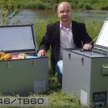 Автохолодильники Indel B TB46 и TB60