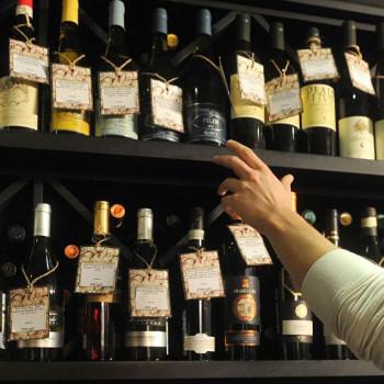 Готовится оформление этикеток российских вин