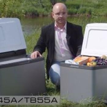 Автохолодильники Indel B TB45A и TB55A