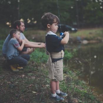 Фестиваль семейной рыбалки в подмосковье