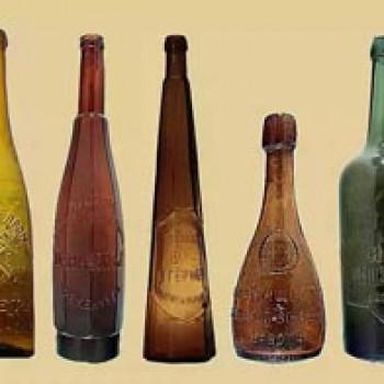 Какая интересная форма! – виды бутылок для вина